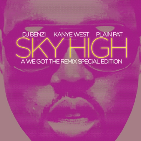 kanye west sky high remix mixtape
