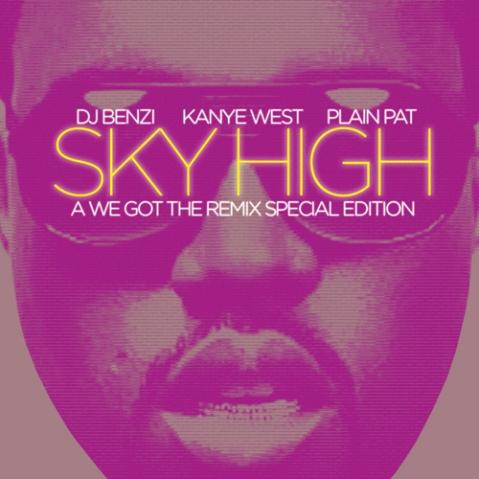 kanye west sky high remix mixtape
