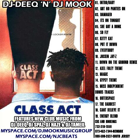 DJ Deeq and DJ MOOK