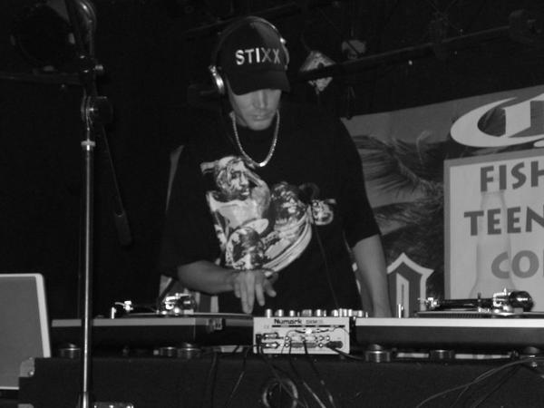 DJ Benny Stixx